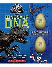 Dinosaur DNA: A Nonfiction Companion to the Films (Jurassic World): A Nonfiction Companion to the Films