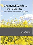 img - for Mustard Seeds on Youth Ministry: Small Thoughts That Can Lead to Big Change book / textbook / text book