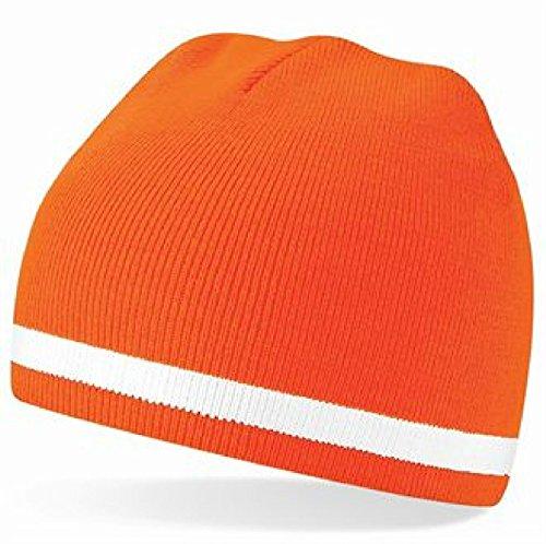 Gorro Lana Naranja Holanda F?tbik - Talla ?nica