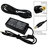 BE•SELL 19V 3.42A 65W Adapter Charger for Acer Aspire E15 ES1 E1 E5 E1-571 E5-575G E1-510P E1-521 E3-111 ES1-111M ES1-411 ES1-511 ES1-521 ES1-531 E1-572-6870 E5-511P E5-521 E5-522 E5-551 E5-571 E5-573