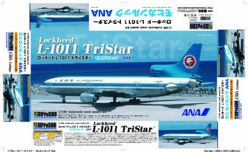 - 1/100 L-1011 Tristar ANA (Mohican Jet) (Plastic model)