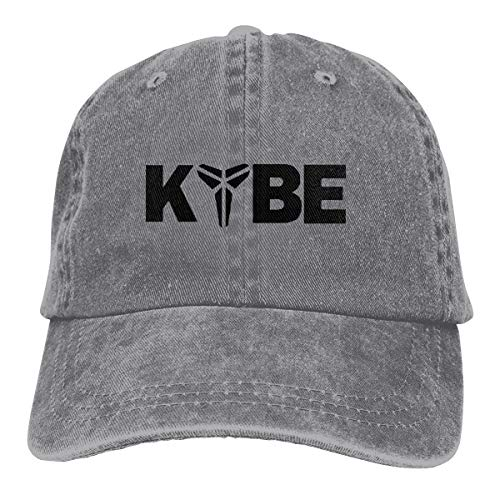 7ff6c669e3 Adjustable Plain Caps KOB-e Bryant Black-Mamba Baseball Hat