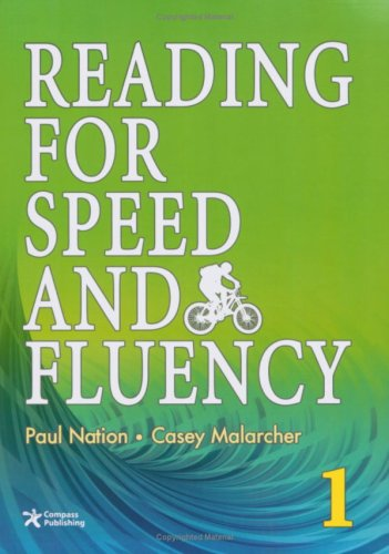Reading for Speed and Fluency 1 (Intermediate Level