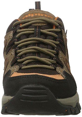 680372 Braun Zapatos Marrón Alpina Unisex Adulto dxqgnZWA