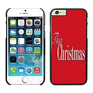 The Christmas Tree On Christmas Day Lovely Mobile Phone Protection Shell for iphone 5C Case-Unique Soft Edge Case(2015),Merry Christmas iPhone 5C Case 23 Black