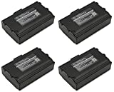VeriFone Nurit 8400 PCI COMPLIANT Credit Card Reader Battery Combo-Pack includes: 4 x SDPOS-L1920 Batteries