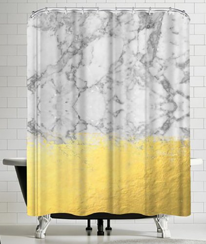 Image Unavailable Not Available For Color Americanflat Claire Shower Curtain