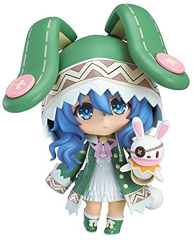 Shallen Nendoroid Date A Live Yoshino No. 395 Mini PVC Action Box Figure Anime Toys Gift