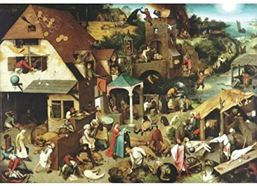 Review Wentworth Netherlandish Proverbs 250