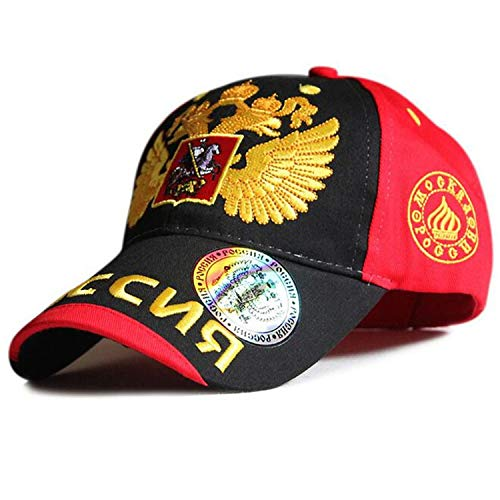 for Olympics Russia Sochi Bosco Baseball Cap Snapback Hat Sunbonnet Casual Cap Man Woman Hip Hop ()