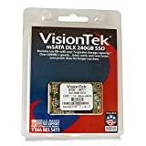 VisionTek 240GB mSATA DLX Solid State Drive (900717)