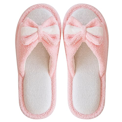 Wooden 36 and a Cool Non Female B Floor Indoor Lovely Slip Summer Slippers Male with Spring Linen fankou Couples Pink Stay Thick Slippers 37 R5wqx7AAp