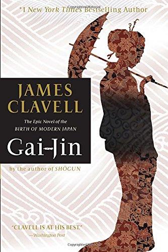 Gai-Jin (Asian Saga) - It Hong Shop Kong