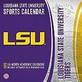 Louisiana State University Tigers 2020 Calendar