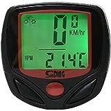 Sunding 23 Function With Back Light Waterproof Bicycle Computer Odometer Speedomete