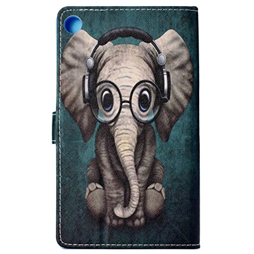 Magnetic Ultra and Holster Flip PU Inch Wave Closure Folding M5 Leather Case LMFULM® MediaPad Thin Leather Slot for 8 4 Card Huawei Bookstyle Case Pattern Stent H 4 Cover Color Cover of Leather for Function xqxwFgnv7