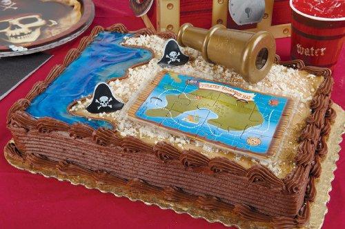 Oasis Supply Company Cake Decorating Kit, Pirate Adventure