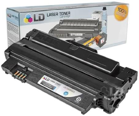 SuppliesMAX Compatible Replacement for Dell 5230DN//5230N//5350DN Toner Cartridge J327T/_2PK 2//PK-21000 Page Yield