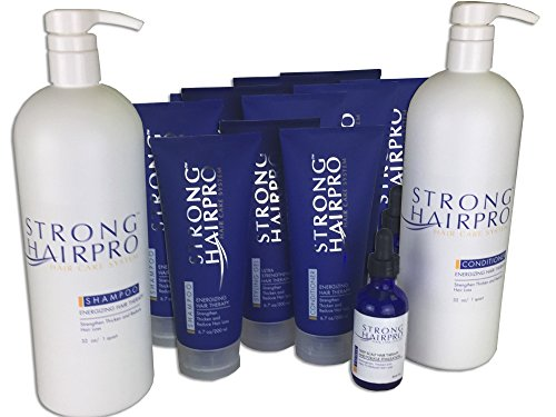 Hair Therapy Professional Starter Set - 24 of each of the Strong