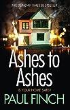 Ashes to Ashes (Detective Mark Heckenburg, Book 6) (DS Heckenburg Thriller)