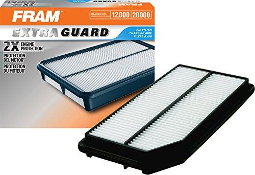 FRAM CA10015 Extra Guard Rigid Rectangular Panel Air Filter