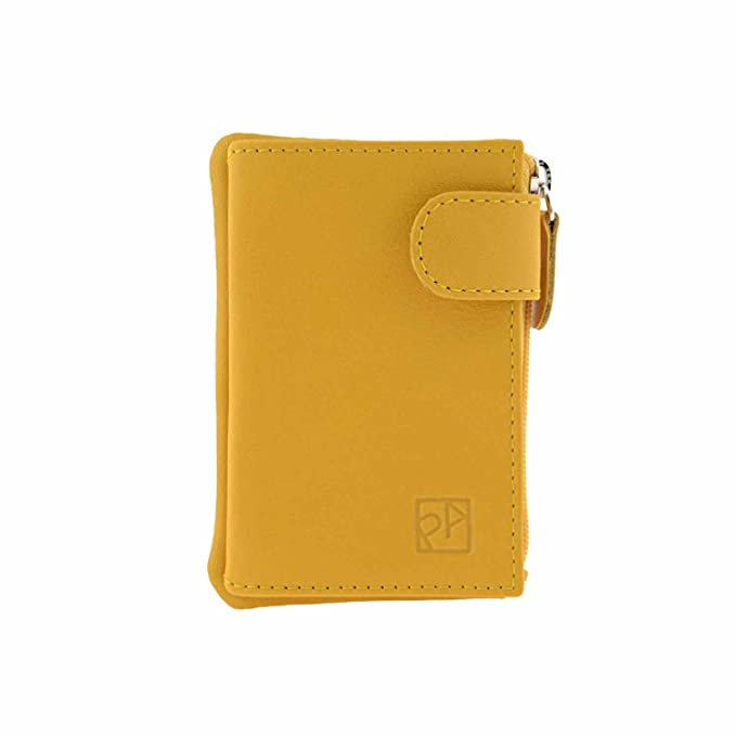 Monedero y cartera Talla: U Color: AMARILLO: Amazon.es: Ropa ...