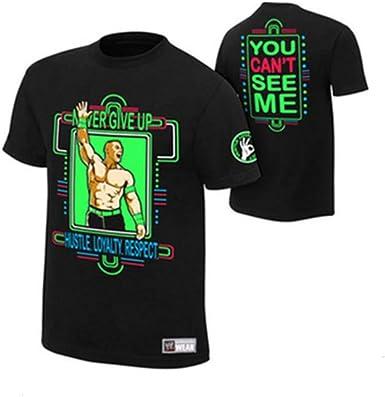 La lucha libre Fan camiseta impresión camiseta hombres lucha ...