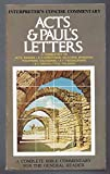 img - for Interpreter's Concise Commentary: Acts & Paul's Letters book / textbook / text book