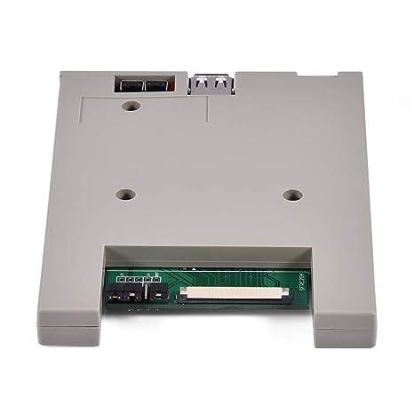 Emulador de Disquetera USB, asixxx sfrm72-du26 720 K emulador de Unidad Floppy USB