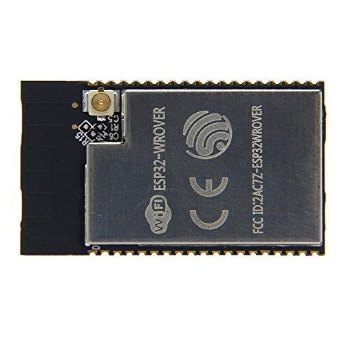 Geekworm ESP32-WROVER ESP32 IPEX Antenna 4 MB SPI Flash + 4 MB PSRAM WiFi-BT-BLE MCU Module ESP 32 ESP-WROVER-KIT ESP32 WROVER by Geekworm