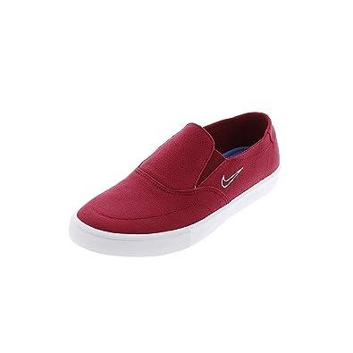 newest ac04c a28b4 Amazon.com: Nike SB Portmore II Solarsoft Slip Canvas: Shoes