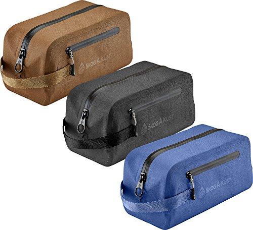 DoppSåk Waterproof & Leak-proof Travel Toiletry Bag