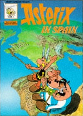 Book Asterix in Spain (Classic Asterixs)