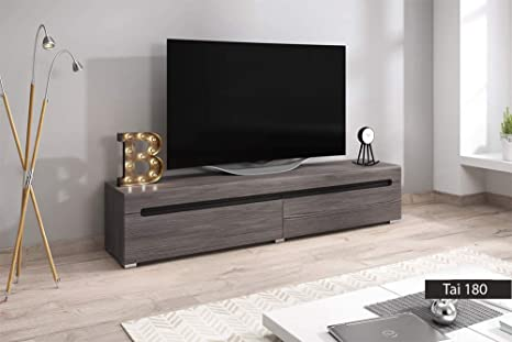 elbectrade Mobile sotto TV Tai 180 cm LHP 180x36.6x40 (Tinta ...