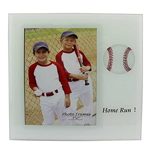 baseball picture frame 5x7 - 9