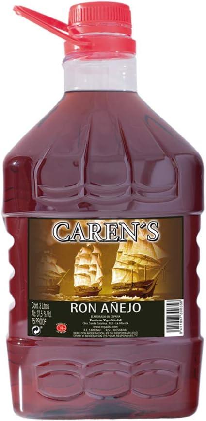 RON AÑEJO CARENS 300 CL.: Amazon.es: Alimentación y bebidas