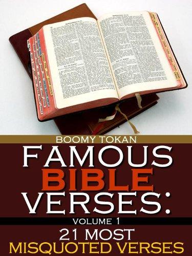 Famous Bible Verses:
