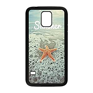 Hello Summer Protective Hard PC Snap On Case for Samsung Galaxy S5-1122064 by heywan