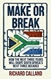 img - for Make or Break: How the Next Three Years Will Shape South Africa s Next Three Decades book / textbook / text book