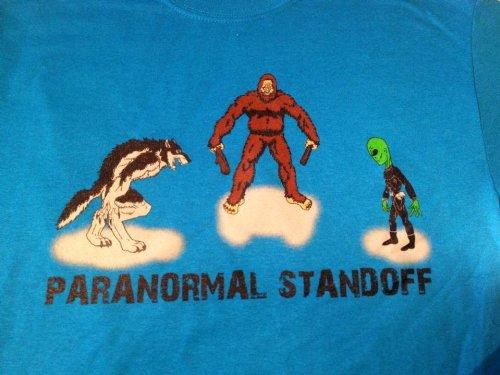 Paranormal Standoff T-Shirt