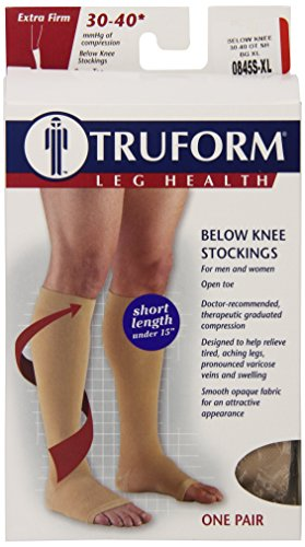 Truform Length Compression Stockings X Large