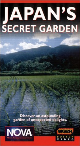 Nova: Japan's Secret Garden [VHS] by Wgbh / Pbs