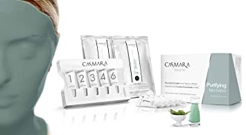 Casmara Purifying Oxygenating Treatment Set with 2 Peel Off Masks Included