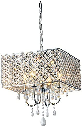 Whse of Tiffany RL5623 Royal Crystal Chandelier