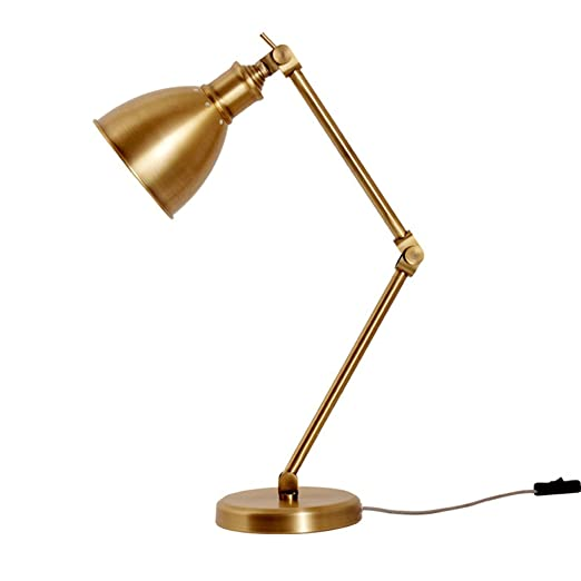 CCF Lámpara de Mesa Sala de Estar Luz de Lectura Mesa de Estudio ...