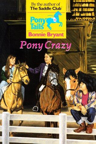 book cover of Pony Crazy