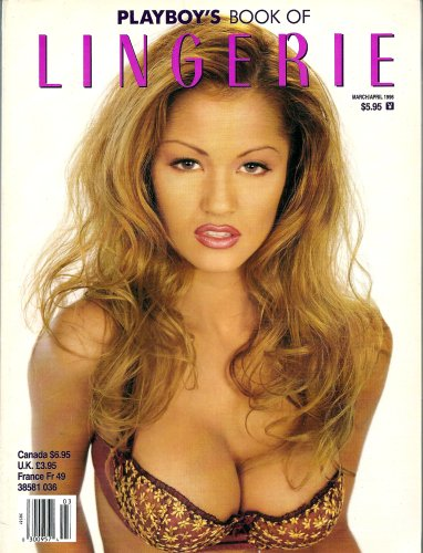 Playboy's Book of Lingerie - March / April, 1996