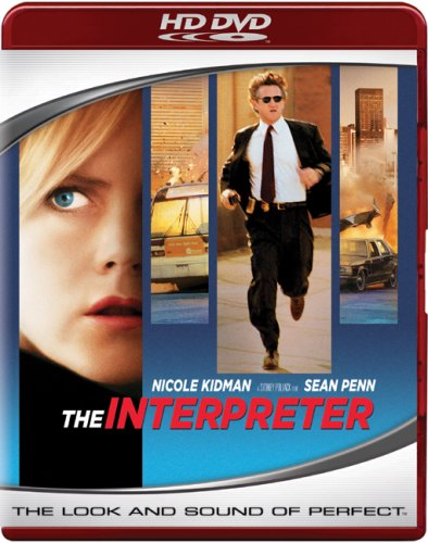 The Interpreter [HD DVD]