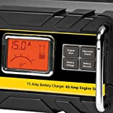 STANLEY BC15BS Fully Automatic 15 Amp 12V Bench