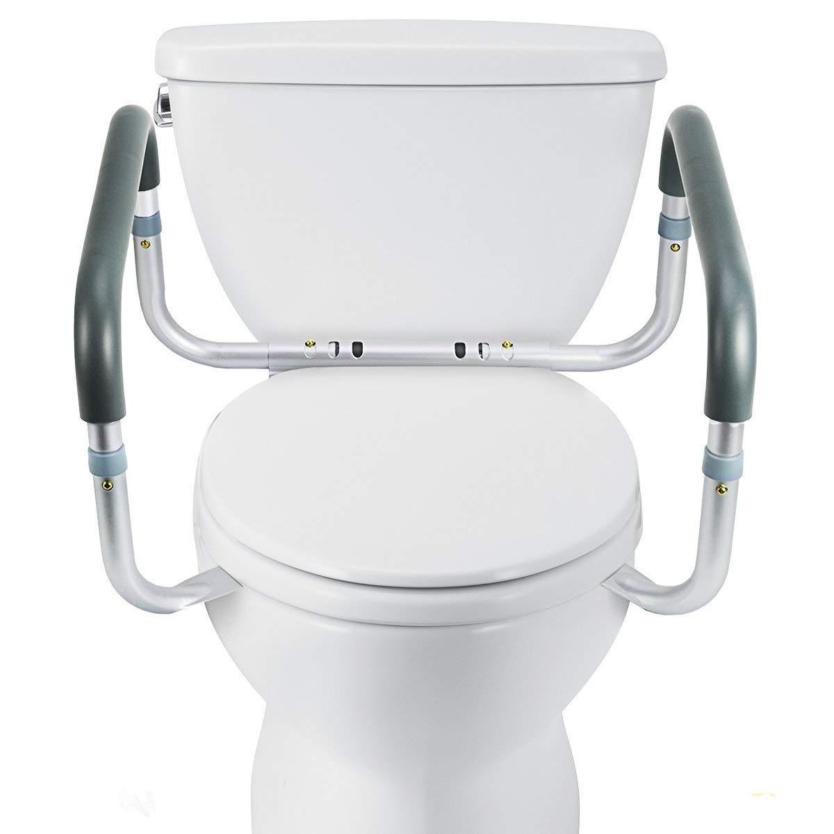 Oasisspace Medical Toilet Safety Frame Adjustable